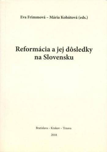 Reformácia a jej dôsledky na Slovensku