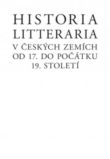 Historia litteraria v českých zemích