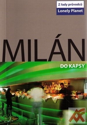 Milán do kapsy - Lonely Planet