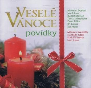 Veselé Vánoce - povídky - CD (audiokniha)