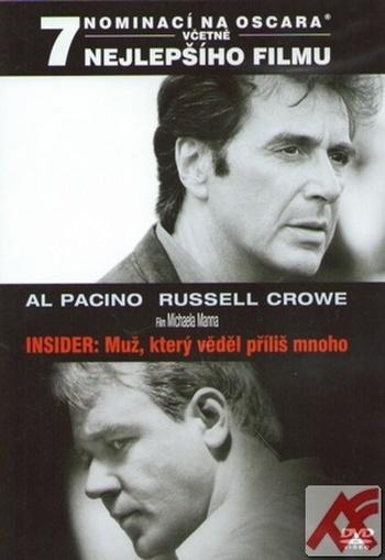 Insider: Muž, který věděl příliš mnoho - DVD