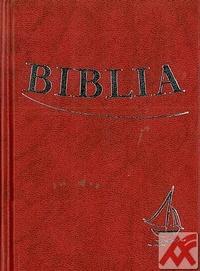 Biblia - vreckové vydanie (bordové)