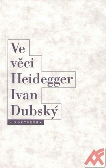 Ve věci Heidegger