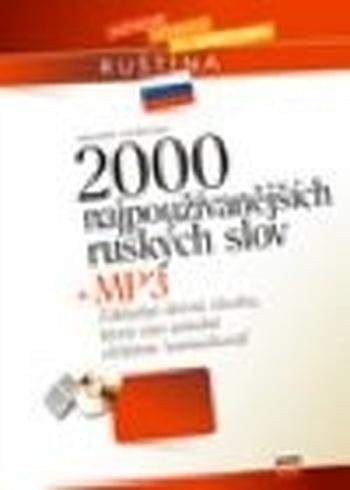 2000 najpoužívanejších ruských slov + MP3