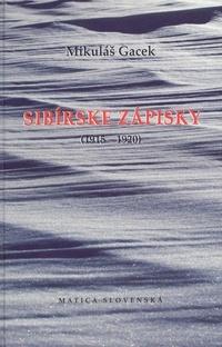 Sibírske zápisky (1915 - 1920)