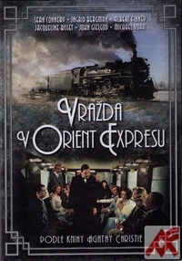 Vražda v Orient Expresu - DVD (papierový obal)