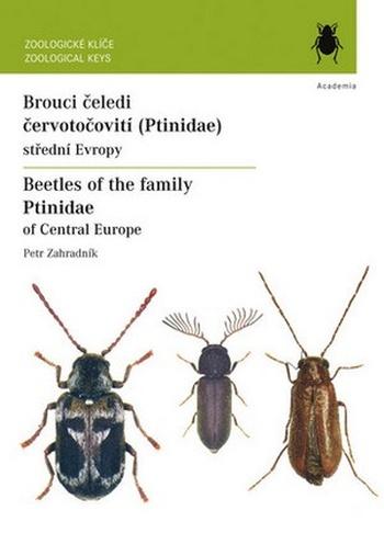 Brouci čeledi červotočovití (Ptinidae)