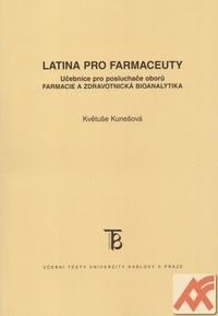 Latina pro farmaceuty
