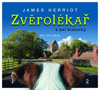 Zvěrolékař a psí historky - 2 CD (audiokniha)