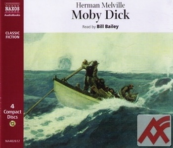 Moby Dick - 4 CD (audiokniha)