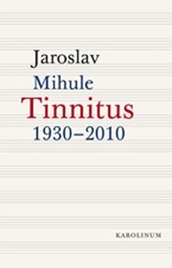 Tinnitus 1930-2010