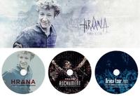 Hrana - trilógia - 3 DVD