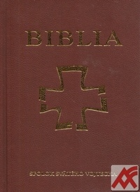 Biblia (tmavohnedá, 2010)