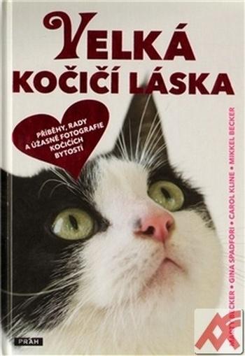 Velká kočičí láska. Příběhy, rady a úžasné fotografie kočičích bytostí