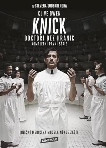 Knick. Doktoři bez hranic - 4 DVD