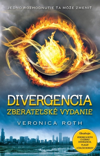 Divergencia. Zberateľské vydanie