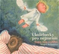 Ukolébavky pro nejmenší - CD (audiokniha)