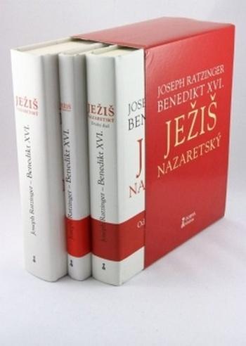 Ježiš Nazaretský 1, 2, 3 - komplet