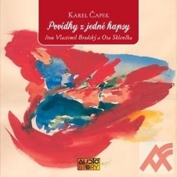 Povídky z jedné kapsy - 2 CD (audiokniha)