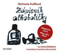 Zápisník alkoholičky - CD (audiokniha)