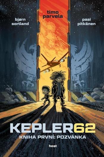 Kepler 62. Kniha první: Pozvánka