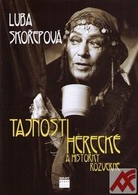 Tajnosti herecké a historky rozmarné