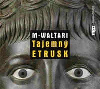 Tajemný Etrusk - MP3 CD (audiokniha)