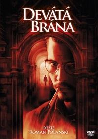 Devátá brána - DVD