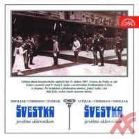 Švestka. Jevištní sklerotikon - 2 CD (audiokniha)