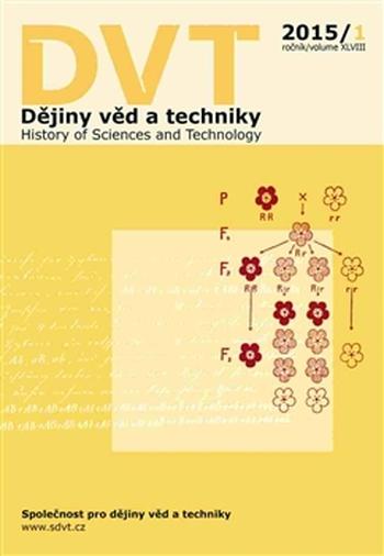 Dějiny věd a techniky 1/2015