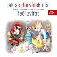 Jak se Hurvínek učil řeči zvířat - CD (audiokniha)