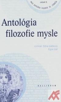 Antológia filozofie mysle