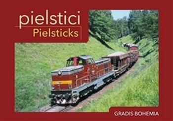 Pielstici / Pielstics. Motorové lokomotivy řady 735 (ex T 466.0)