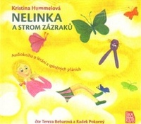 Nelinka a strom zázraků - CD (audiokniha)