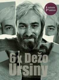 6 x Dežo Ursiny - 2 DVD
