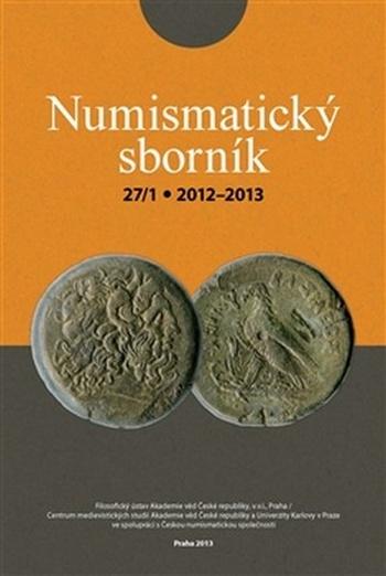 Numismatický sborník 27/1/2012-2013