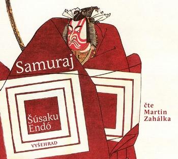 Samuraj - CD (audiokniha)