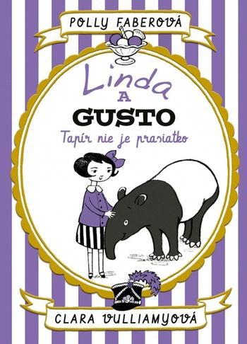 Linda a Gusto. Tapír nie je prasiatko