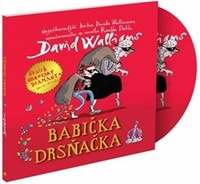 Babička drsňačka - CD MP3 (audiokniha)