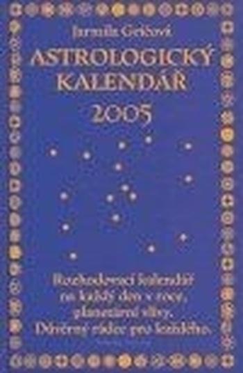 Astrologický kalendář 2005