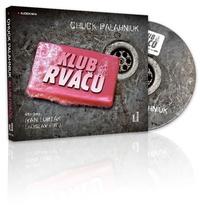 Klub rváčů - MP3 CD (audiokniha)