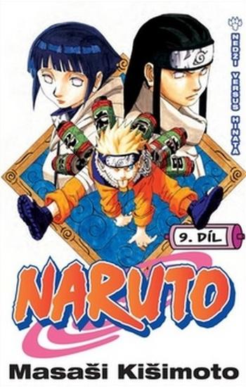 Naruto 9. Nedži versus Hinata