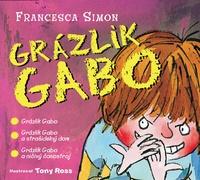 Grázlik Gabo - CD (audiokniha s 3 titulmi)