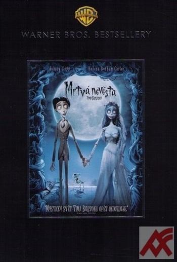 Mrtvá nevěsta Tima Burtona - DVD