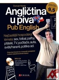 Angličtina u piva. Pub English + CD-ROM