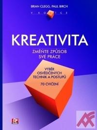 Kreativita. Změňte způsob své práce