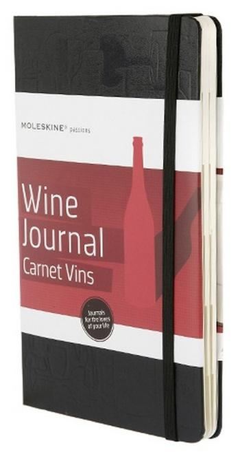 Passions zápisník Wine