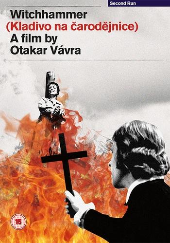 Witchhammer (Kladivo na čarodějnice) - DVD