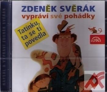 Tatínku, tá se ti povedla - CD (audiokniha)
