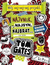 Tom Gates 12 - Najvnuk, najsyn, najbrat... (To iste!)